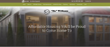 Ma Williams Website