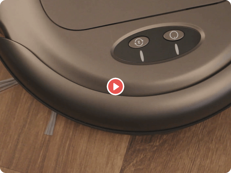Slim Series Robot Vacuum Video